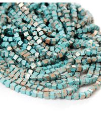 Jianhui - Blue Ten Strand Multiway Necklace - Lyst