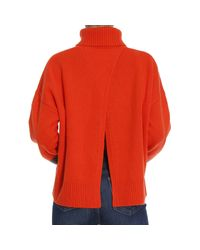 Iceberg | Orange Sweater | Lyst