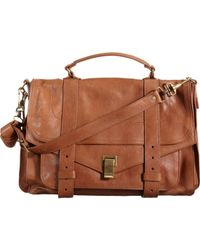 Proenza Schouler - Brown Ps1 Large - Lyst