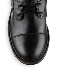 Lucky Brand - Black Neel Kneehigh Combat Boots - Lyst