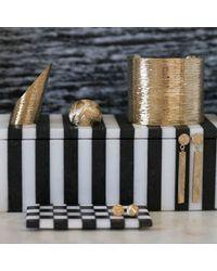 Kelly Wearstler | Metallic Decker Cuff | Lyst