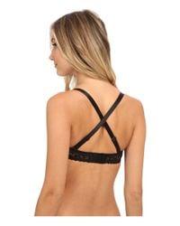 Calvin Klein - Black Evocative Convertible Bralette - Lyst