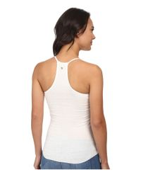Billabong | White Eclectic Love Tank Top | Lyst