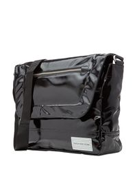 Marc By Marc Jacobs   Patent Messenger Bag - Black for Men   Lyst