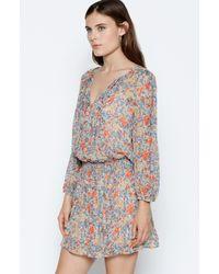 Joie - Gray Pasclina B Dress - Lyst