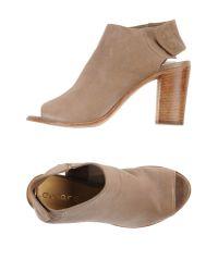 Lemarè   Gray Sandals   Lyst
