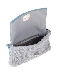 Miu Miu - Blue Handbag - Lyst