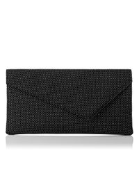 L.K.Bennett | Black Leonie Clutch Bag | Lyst