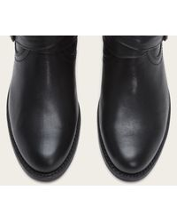 Frye | Black Jayden Cross Engineer | Lyst