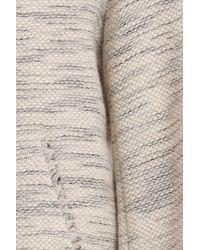 Isabel Marant - Natural Layla Shawl Collar Jacket - Lyst