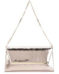 Jimmy Choo   Pink Margot Bag   Lyst