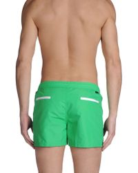 Sundek - Green Swimming Trunk for Men - Lyst
