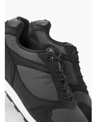 Mango | Black Fitness & Running - Lace-up Sneakers | Lyst