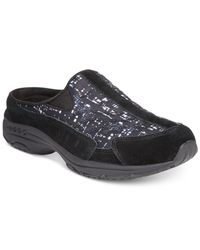 Easy Spirit - Black Traveltime Sneakers - Lyst