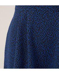 Hobbs   Blue Navine Dress   Lyst