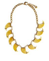 Lulu Frost | Metallic Gold-tone Cleo Multi Necklace | Lyst