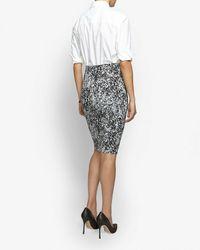 Equipment - White Kenton Button-down Long-sleeve Shirt - Lyst