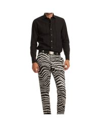 1737f55333a Lyst - Mr Turk Clyde Slim Trouser in Black for Men