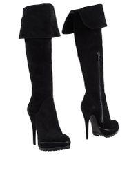 Sebastian | Black Boots | Lyst