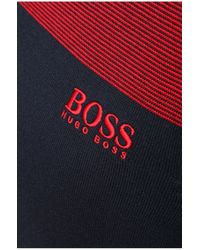 BOSS Green - Blue Vest 'zagi_pro' In Functional Fabric for Men - Lyst