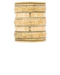 Natalie B. Jewelry | Natural Azteca Bracelet | Lyst