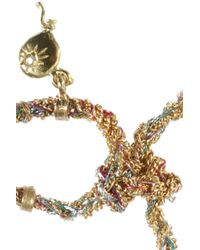 Carolina Bucci | Metallic Superstellar Lucky Bracelet | Lyst