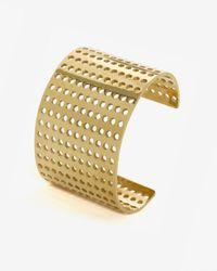 Kelly Wearstler - Metallic Idealist Cuff Gold - Lyst