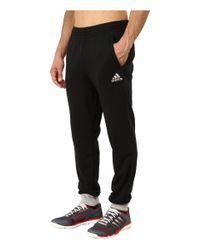 Adidas   Black Everyday Sweatpants for Men   Lyst