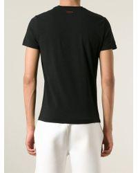Iceberg - Black Star Wars-Print T-Shirt for Men - Lyst