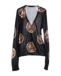 Dolce & Gabbana - Black Cardigan - Lyst