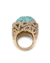 Samantha Wills | Blue Safari Nights Ring Turquoise | Lyst