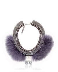 Fiona Paxton | Gray Crazie Mazie Necklace | Lyst