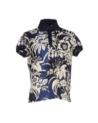 Dolce & Gabbana | Blue Bird-print Cotton-jersey T-shirt for Men | Lyst