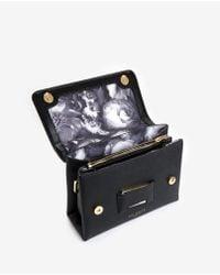 Ted Baker | Samirra Black Small Tote Bag | Lyst