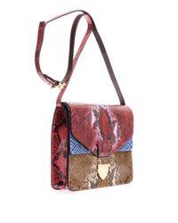 Sophie Hulme - Multicolor Spear Tab Crossbody Bag - Lyst
