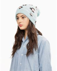 Wool And The Gang | Blue Freak Out Beanie | Lyst