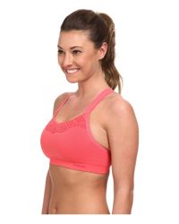 Patagonia | Pink Active Bra | Lyst