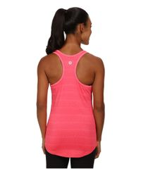 Marmot | Pink Layer Up Tank Top | Lyst