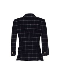 Band of Outsiders - Blue Blazer - Lyst