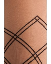 Wolford - Natural Cilia Tights  - Lyst