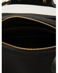 Golden Lane - Black Mini Tote Bag - Lyst