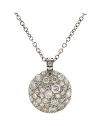 Roberto Marroni - White Mora Pendant Necklace - Lyst