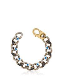 Delfina Delettrez | Metallic Anatomik Bracelet | Lyst