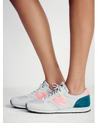 Free People - Gray Composite Collection Trai - Lyst