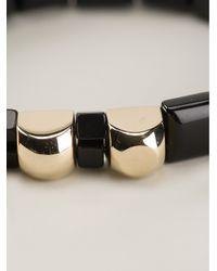 Luis Morais - Black Beaded Bracelet - Lyst