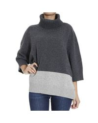Iceberg | Gray Sweater | Lyst