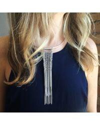 Jenny Bird   Metallic Asus Collar   Lyst