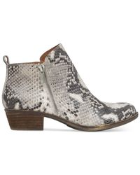 Lucky Brand - Multicolor Women's Basel Booties - Lyst