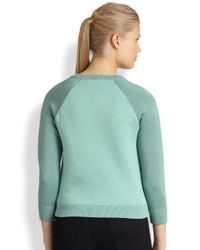 Marc By Marc Jacobs | Green Gretta Sequin Sweater | Lyst