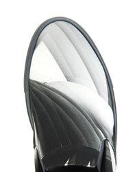 Christopher Kane - Gray Paper-Print Slip-On Sneakers for Men - Lyst